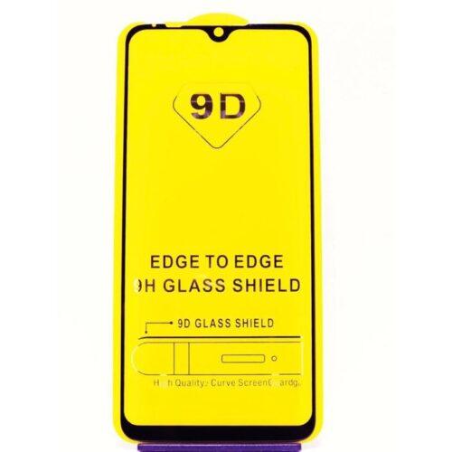 9D Full face glass για (Xiaomi Mi A3) Μαυρο