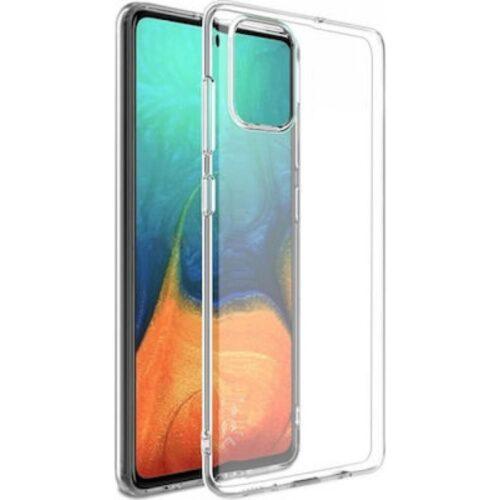 2mm Back Cover Σιλικόνης Διάφανο (Galaxy A71)