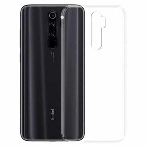 2.00 mm Back Cover Διάφανο (Xiaomi Redmi Note 8 Pro)
