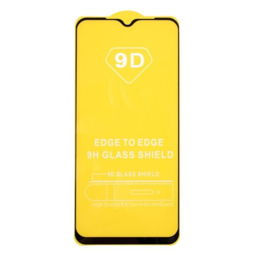 OEM Tempered Glass 9D Full Cover for Xiaomi Redmi 9-black