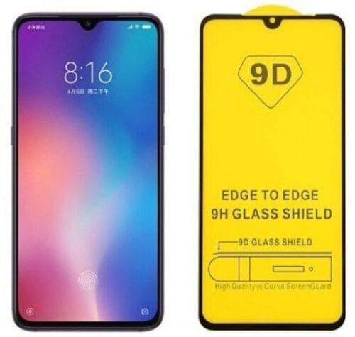 Tempered Glass 9D για το Huawei Y6P Black