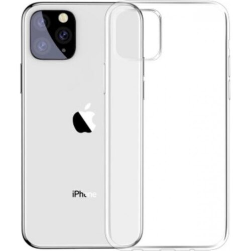 Back Cover Σιλικόνης Διάφανο iPhone 11 Projpeg