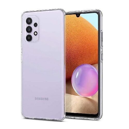 Θήκη Σιλικόνης για Samsung Galaxy A32 5G - Διάφανη