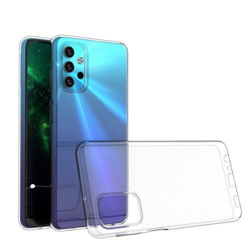 0.5mm Back Cover Σιλικόνης Διάφανο (Galaxy A32 5G)