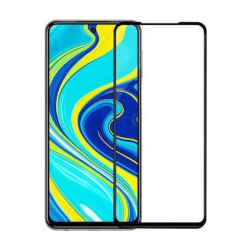 5D Full Glue Full Face Tempered Glass Black (Galaxy A52
