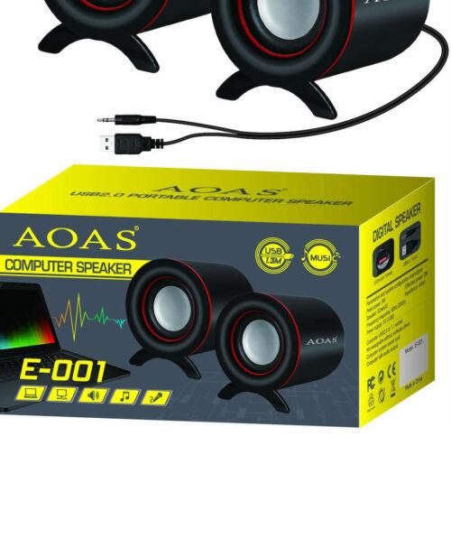 AOAS E-001 Speaker1