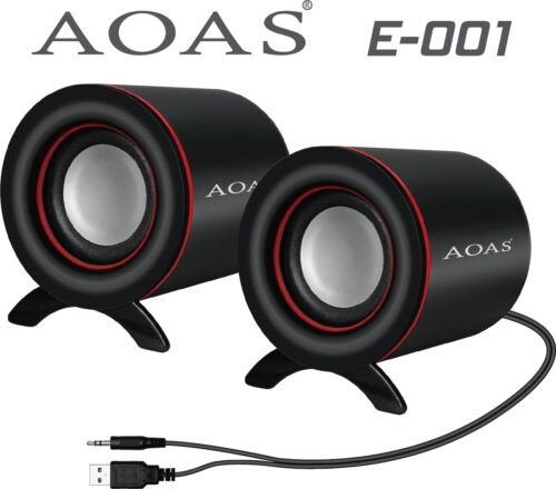 AOAS E-001 Speaker2