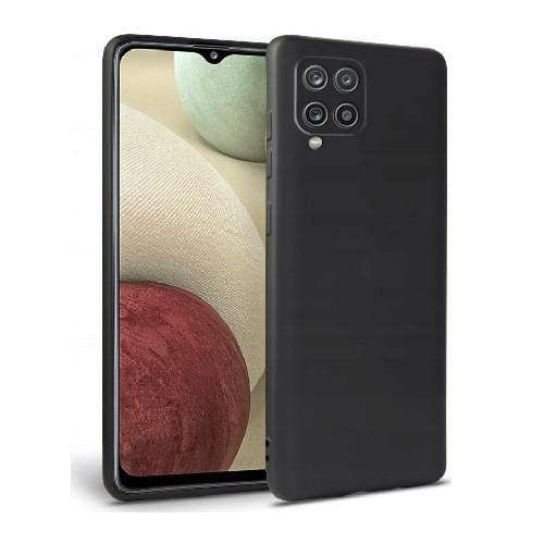Back Case Tpu Samsung Galaxy A12 Black