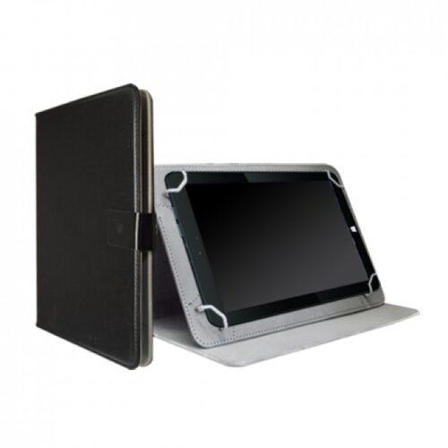 OEM Θήκη Universal Για Tablet 10'' Με Γατζάκια Μαύρη