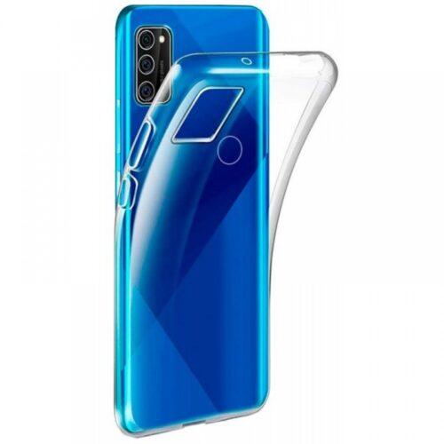 Oem Θήκη Σιλικόνης Για Samsung Galaxy A42 5G Διάφανη