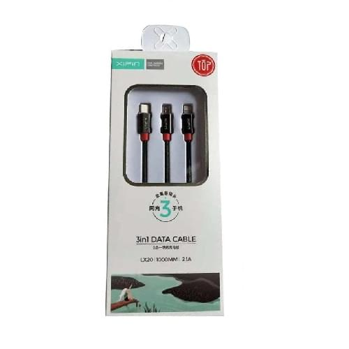 xipin LX45 3 to 1 daat cable3
