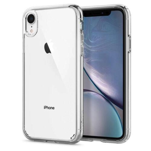 Oem Θήκη Σιλικόνης 1mm Για Apple iPhone Xr Διάφανη-1000x1000